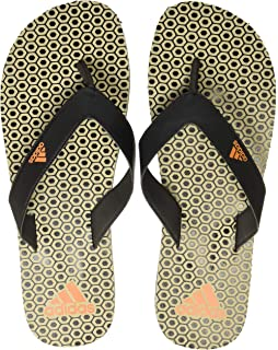 6e9512932 Adidas Men s Eezay Max Out Men Fluora and Cblack Flip-Flops and ...