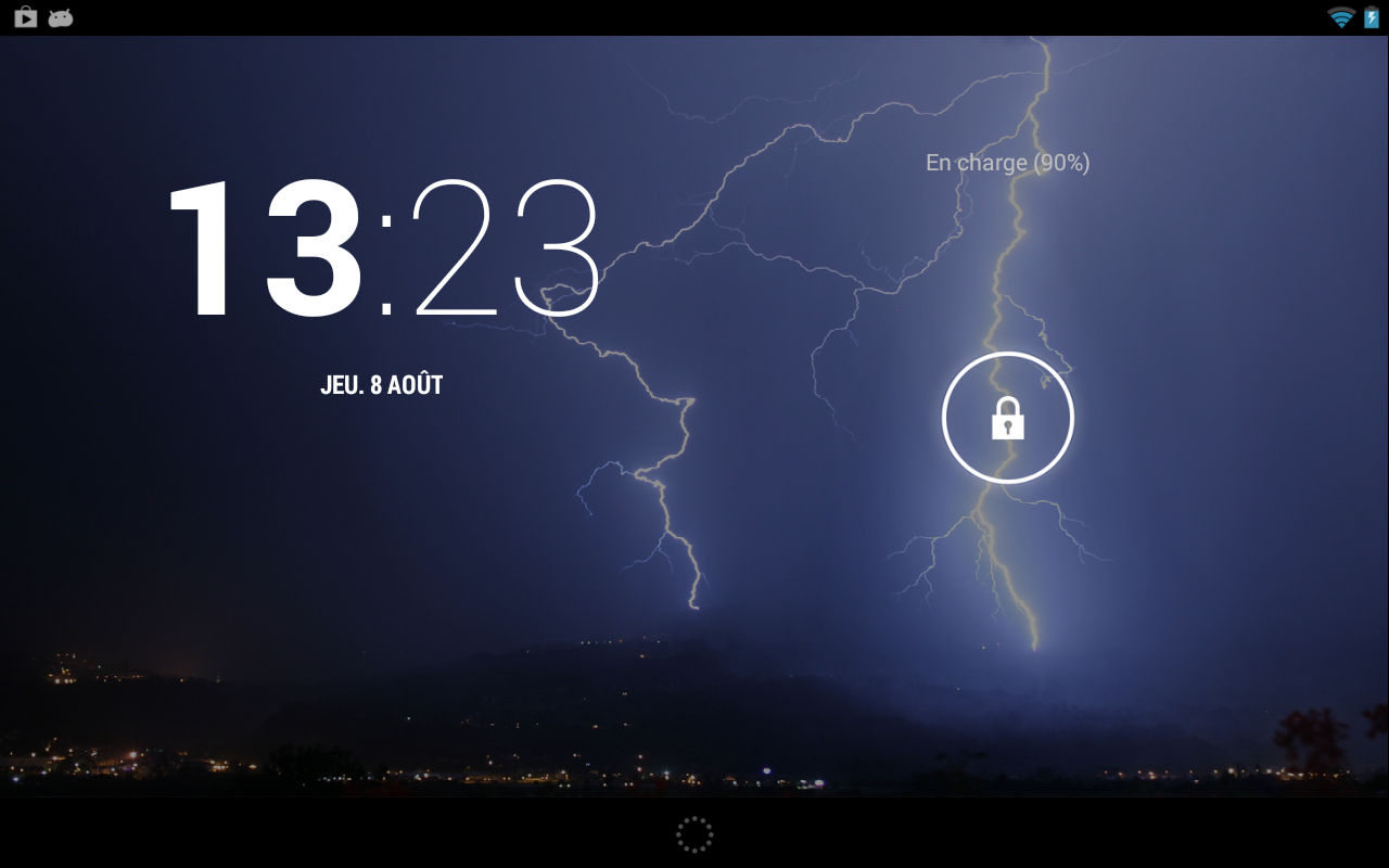 Amazoncom Storm Live Wallpaper Appstore For Android