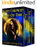 Koven Chronicles Books 1-3