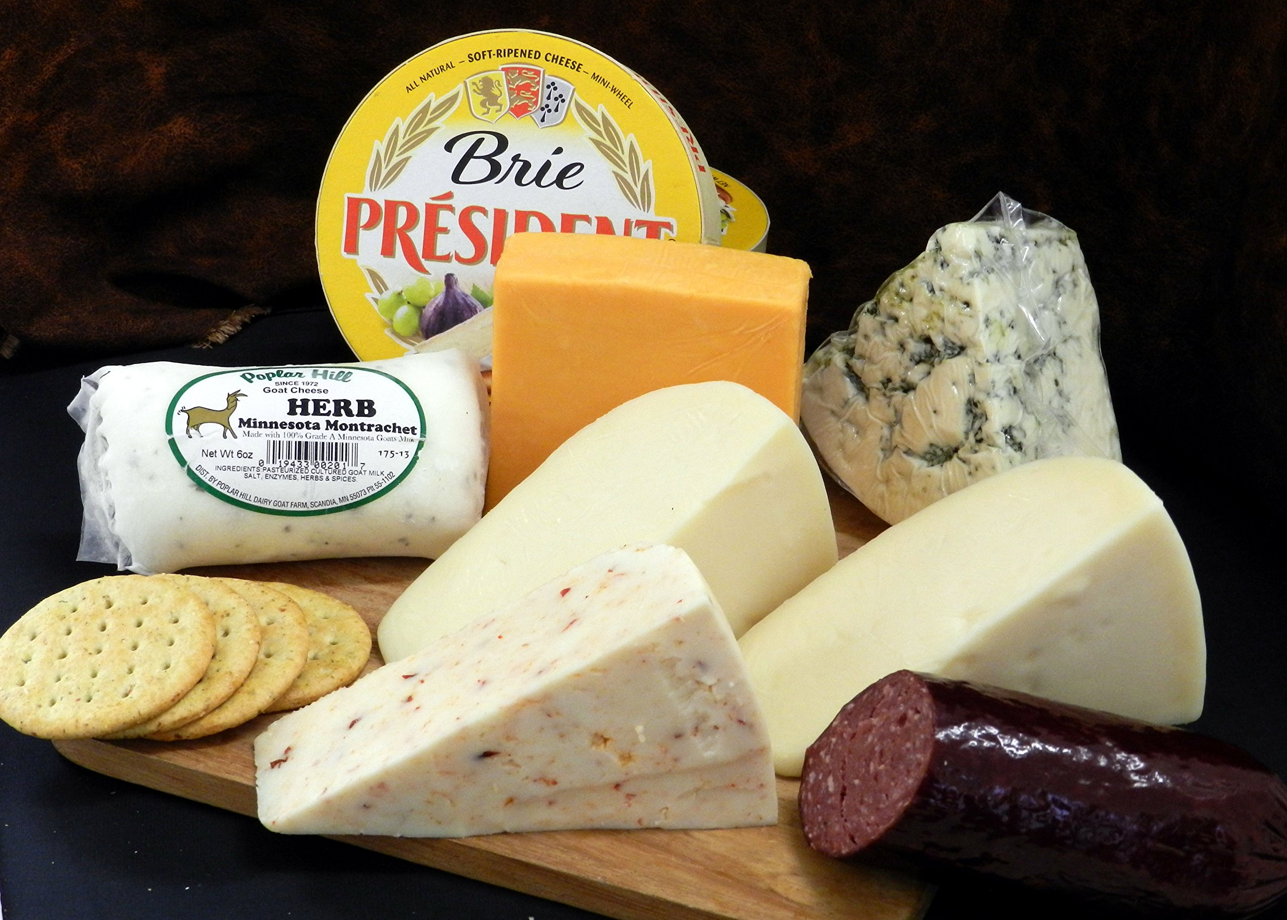 Variety Cheese Board Assortment Gift