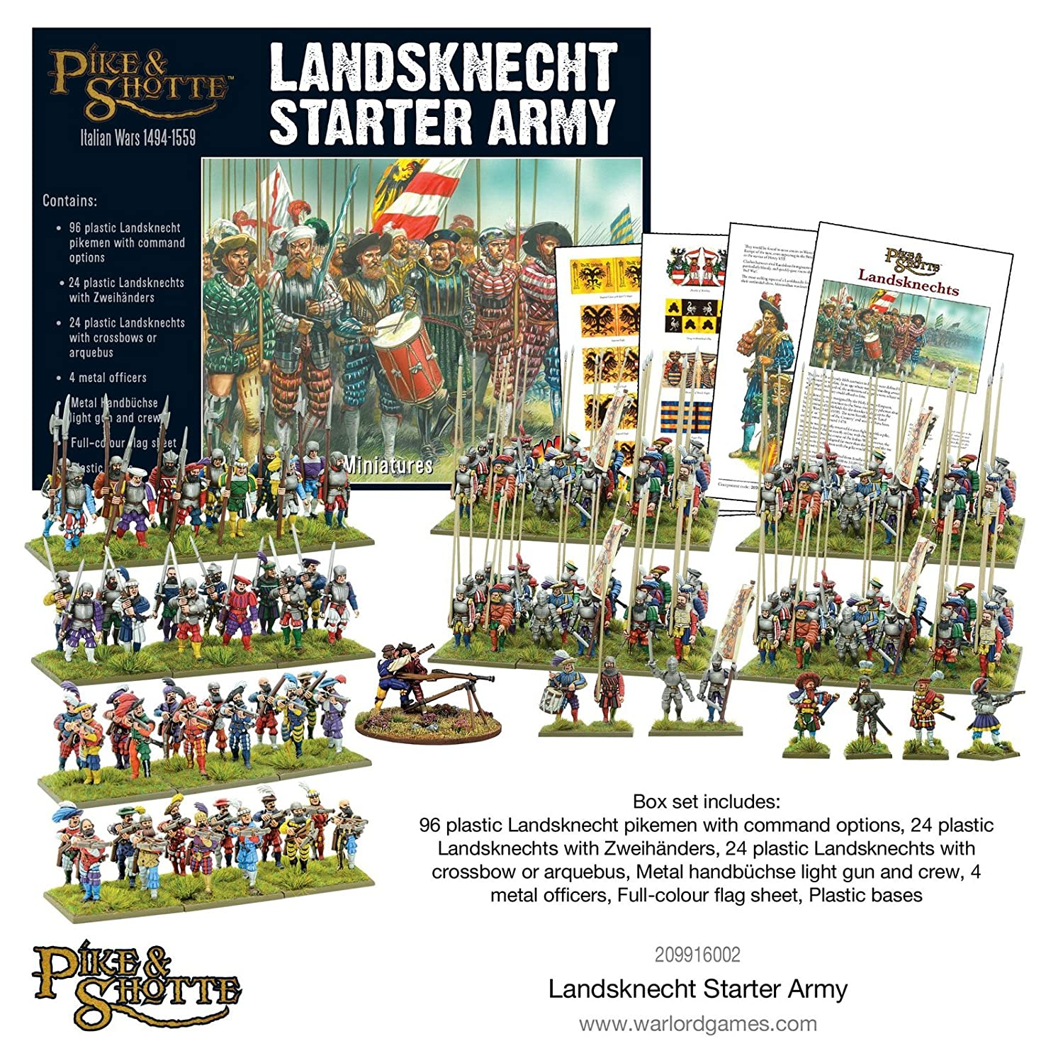 Amazon | Warlord Games、Pike a...