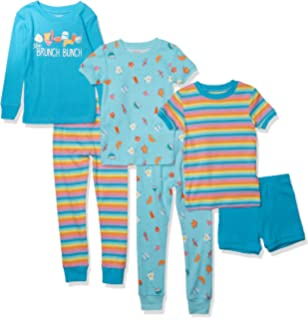 Spotted Zebra Unisex Baby Pyjama Set 3-piece Snug-fit Cotton Pajama Set Marke
