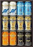 【中元ビールギフト好適品】 ザ・プレミアムモルツ ギフトセット-輝-夏の限定5種セット YA30P [ 350ml×12本 ] [ギフトBox入り]