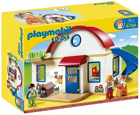 PLAYMOBIL Suburban Home