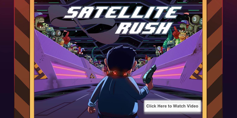 Satellite Rush [Online Game Code]