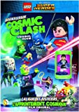 LEGO DC Comics Super Heroes: Justice League: Cosmic Clash [With Figurine] (Bilingual)