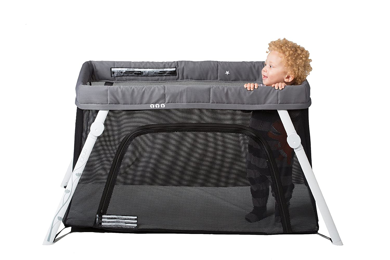 Gocrib adventure crib for sale - Amazon Com Lotus Travel Crib And Portable Baby Playard Lotus Bed Baby