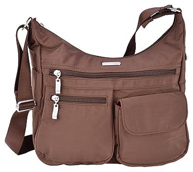 84c751aa1b2b Baggallini Everywhere Lightweight Crossbody Bag - Multi-Pocketed ...