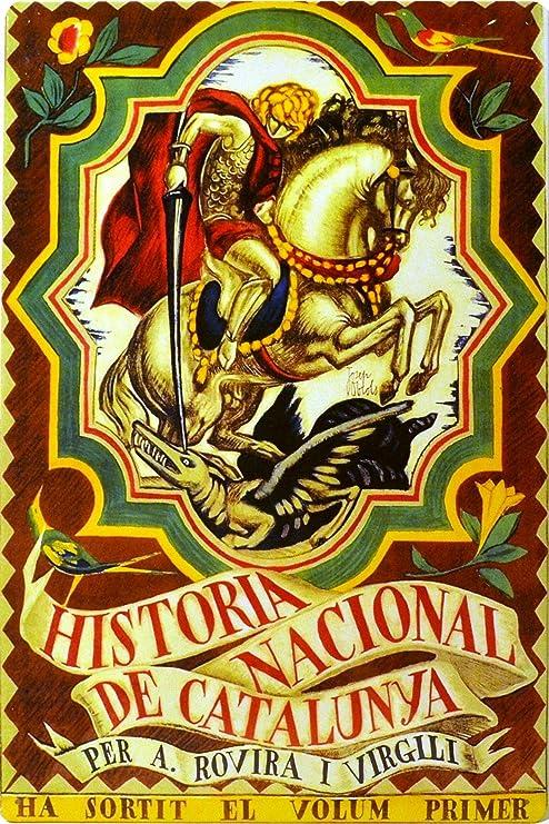 ART ESCUDELLERS Cartel Póster publicitario de Chapa metálica con ...