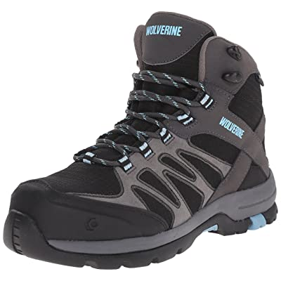 Wolverine Women's Fletcher Mid Work Boot: Shoes