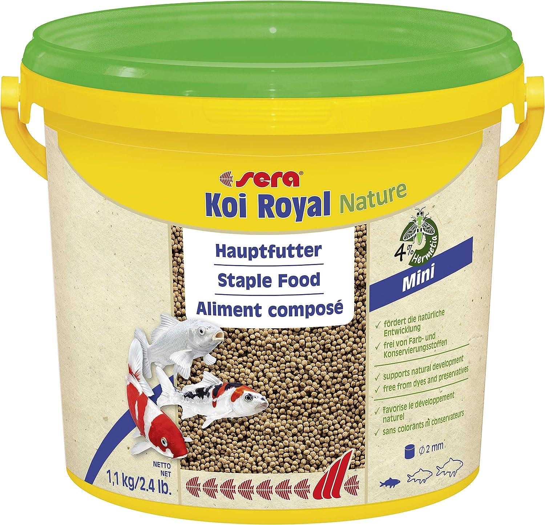Sera 7112 Koi Royal Mini 1.8 lb 3.800 ml Pet Food, One Size