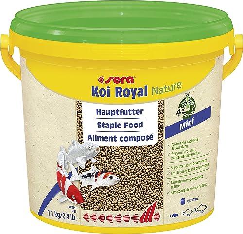 sera-KOI-Royal-Mini-Koifutter