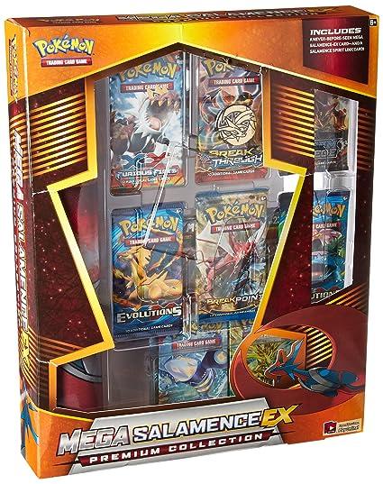Mega Salamence EX TCG Online Code Mega Garchomp EX & Pokémon