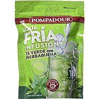 Pompadour Té Verde Hierba Buena Frío - 18