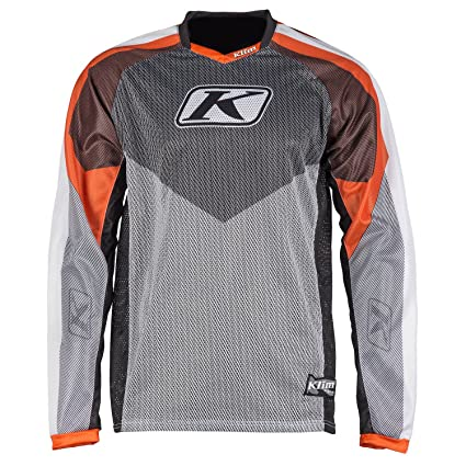 KLIM Dakar Jersey LG Orange