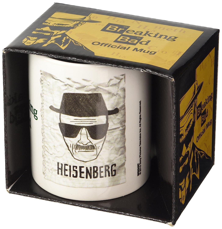 Walter white green apron - Breaking Bad 1 Piece Ceramic Heisenberg Wanted Mug