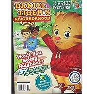 Daniel Tiger's Neighborhood Magazine 2018