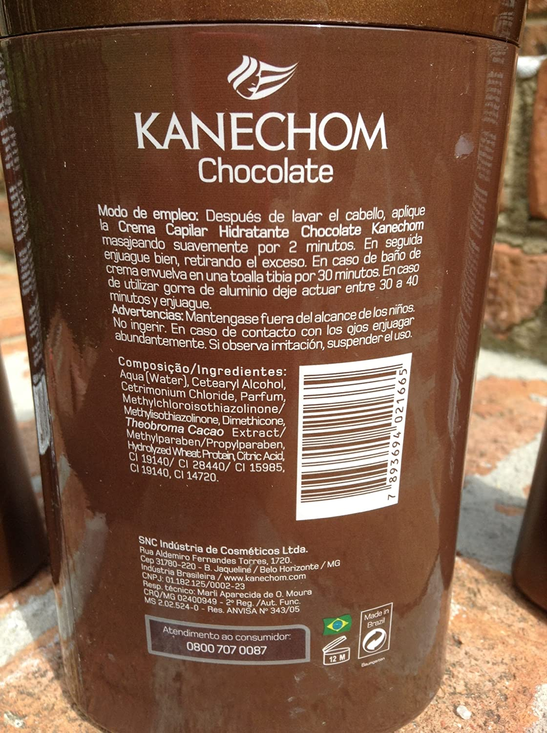 Amazon.com : Kanechom Dark Chocolate 4 Pcs Set, Shamp, Cond, Styling Cream & Mask : Hair Care Product Sets : Beauty