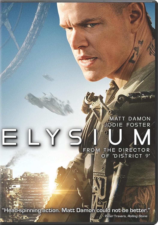 Elysium / Uvdc Ws Ac3 DVD Region 1 NTSC US Import: Amazon.es ...