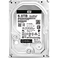 WD WD6003FZBX 6TB External Solid State Drive (Black)