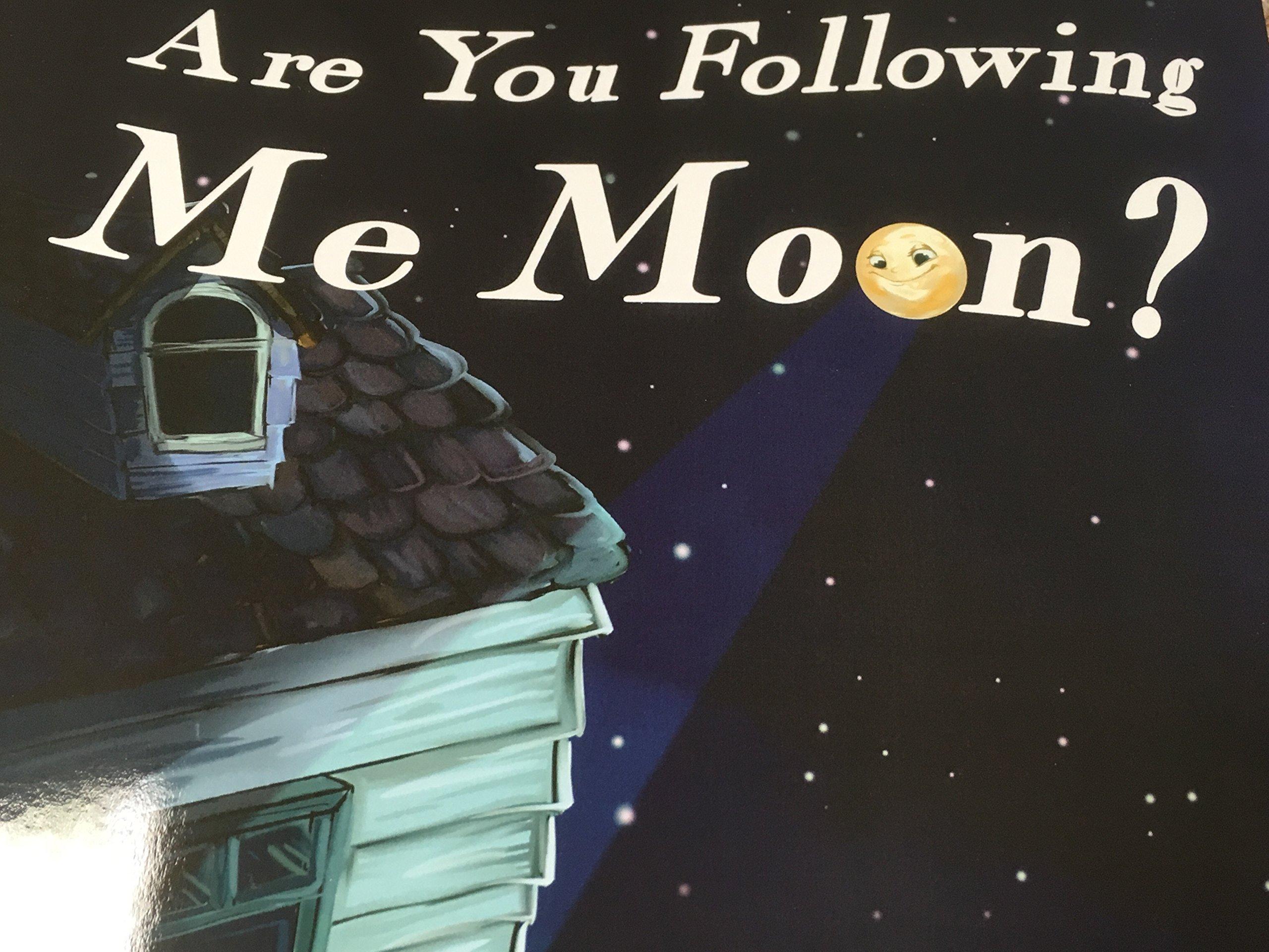 Are You Following Me Moon? pdf epub