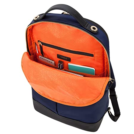 Amazon.com: Targus Newport Backpack for 15-Inch Laptops, Navy Blue (TSB94501BT): Computers & Accessories