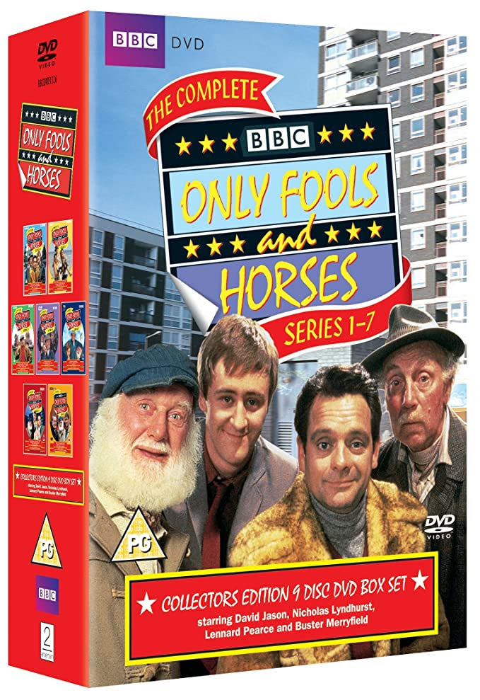 Only Fools and Horses - Complete Series 1-7 [Reino Unido]