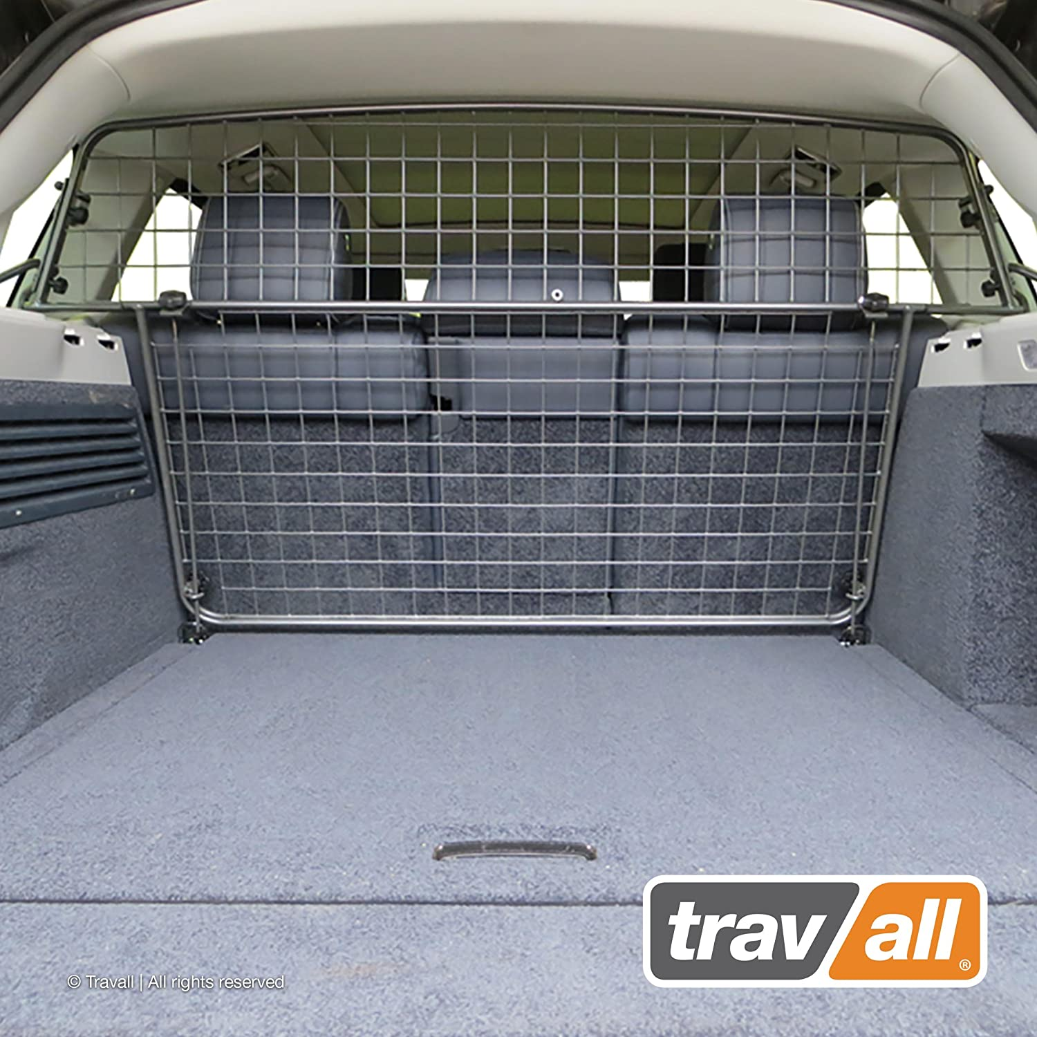 Travall Guard TDG1413L - Vehicle-Specific Dog Guard