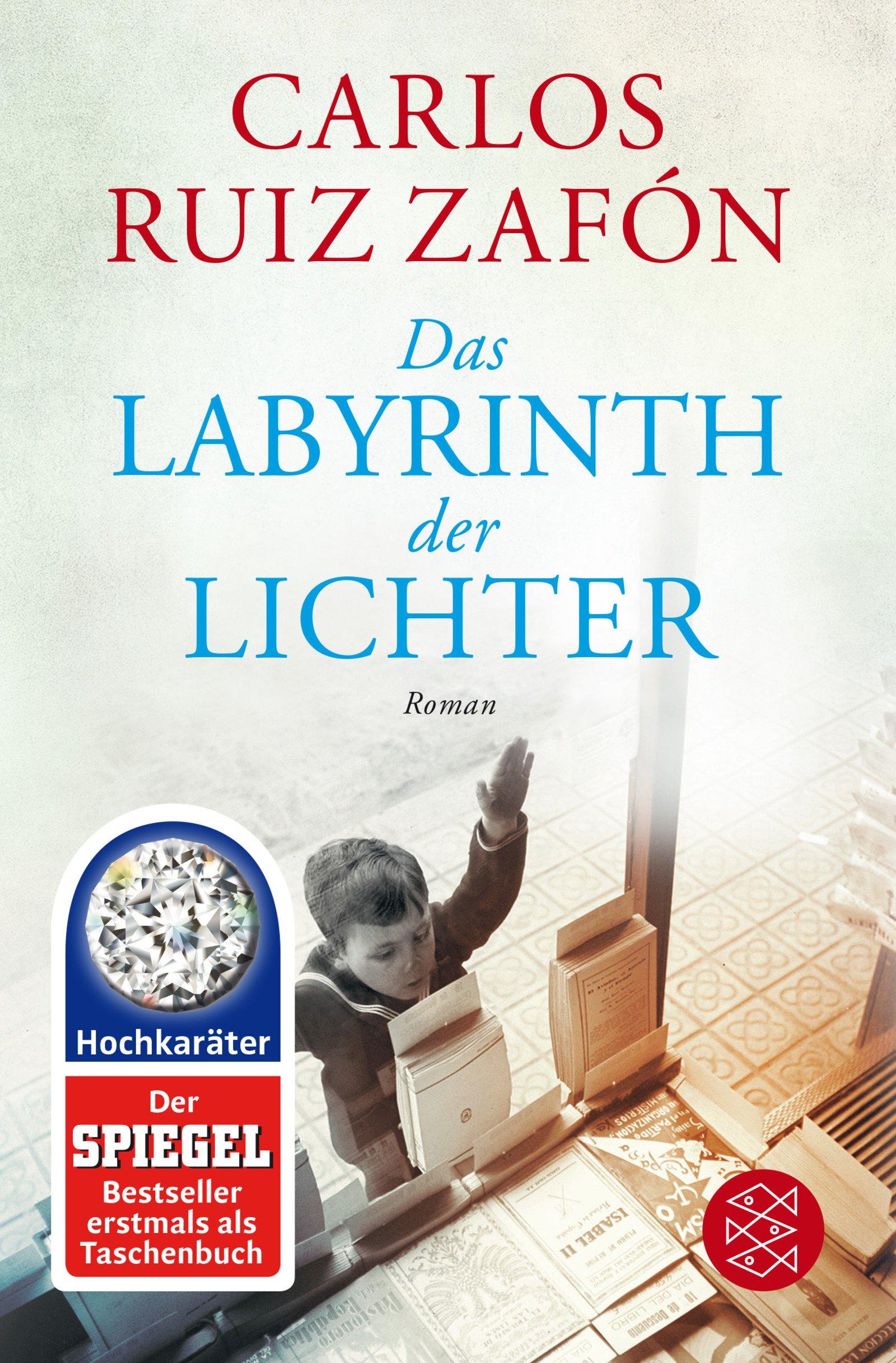 Das Labyrinth Der Lichter  Roman