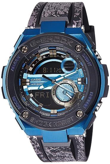 Casio De los hombres Watch G-SHOCK G-STEEL Reloj GST-200CP-