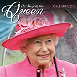 Her Majesty the Queen and the Royal Family – Die Queen und die britische Königsfamilie 2019 (Wall-Kalender)