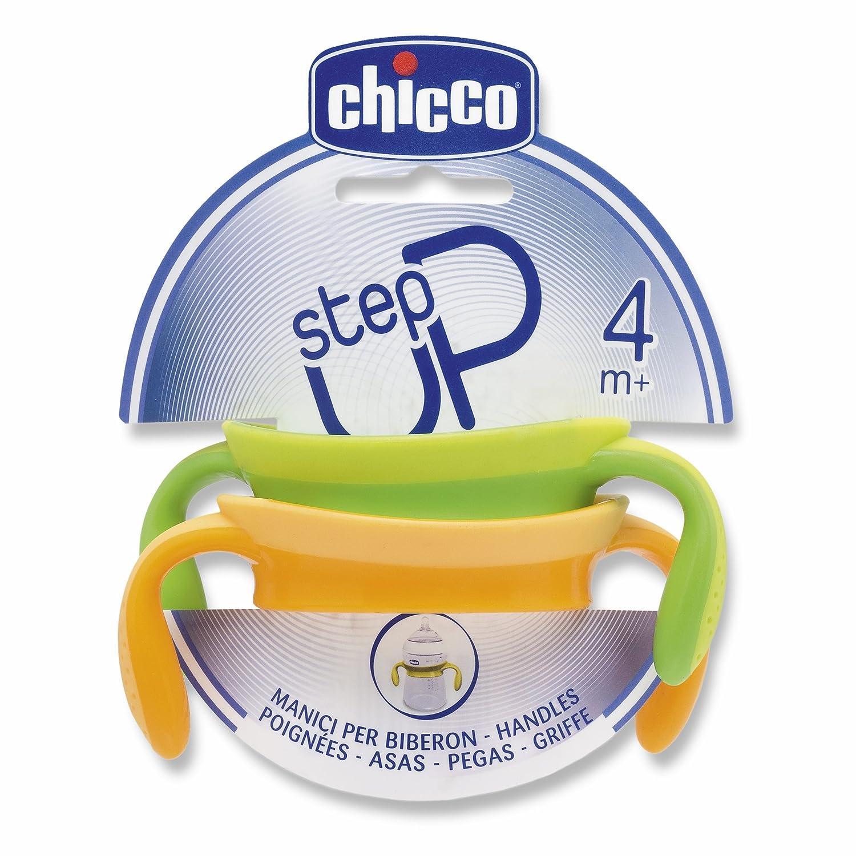 Chicco Accessoire Pour Biberon Poignées Step Up Unisexe Vert/Jaune 00060076000000