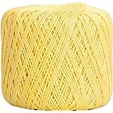 Crochet Thread - SIZE 3 - Color 6 - LEMONADE