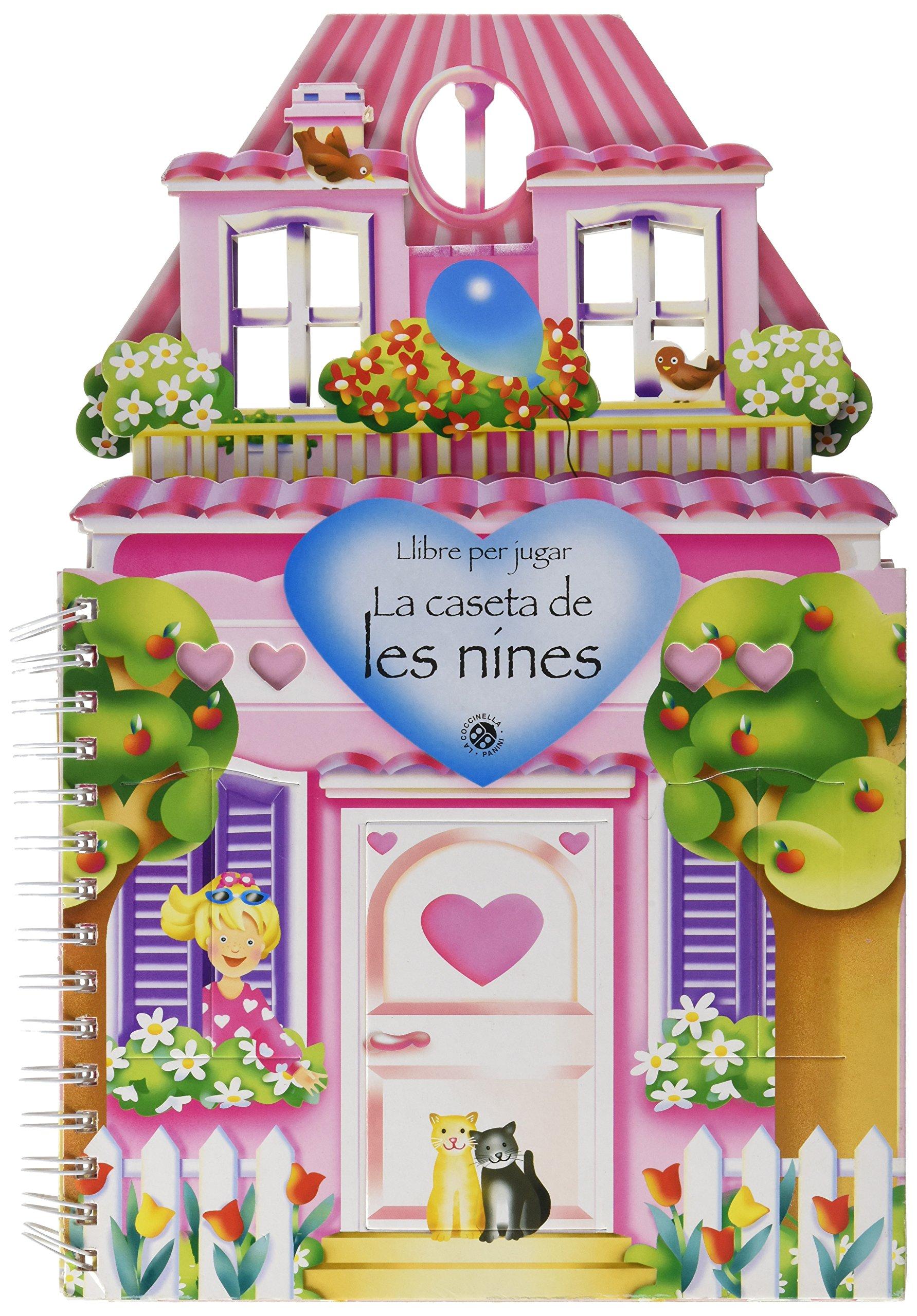 La caseta de les nines Libro para jugar: Amazon.es: Elena Gornati, PANINI ESPAÑA: Libros