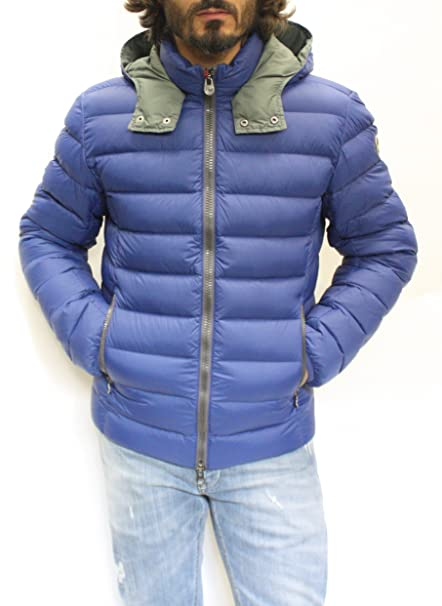 wholesale dealer 96409 a1a0e COLMAR giubbotto giubbino piumino HONOR 1250R blu royal e ...