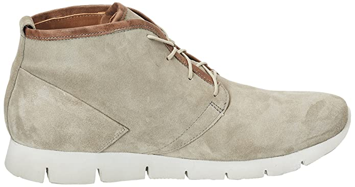 Mens Spuat Hi-Top Sneakers Think