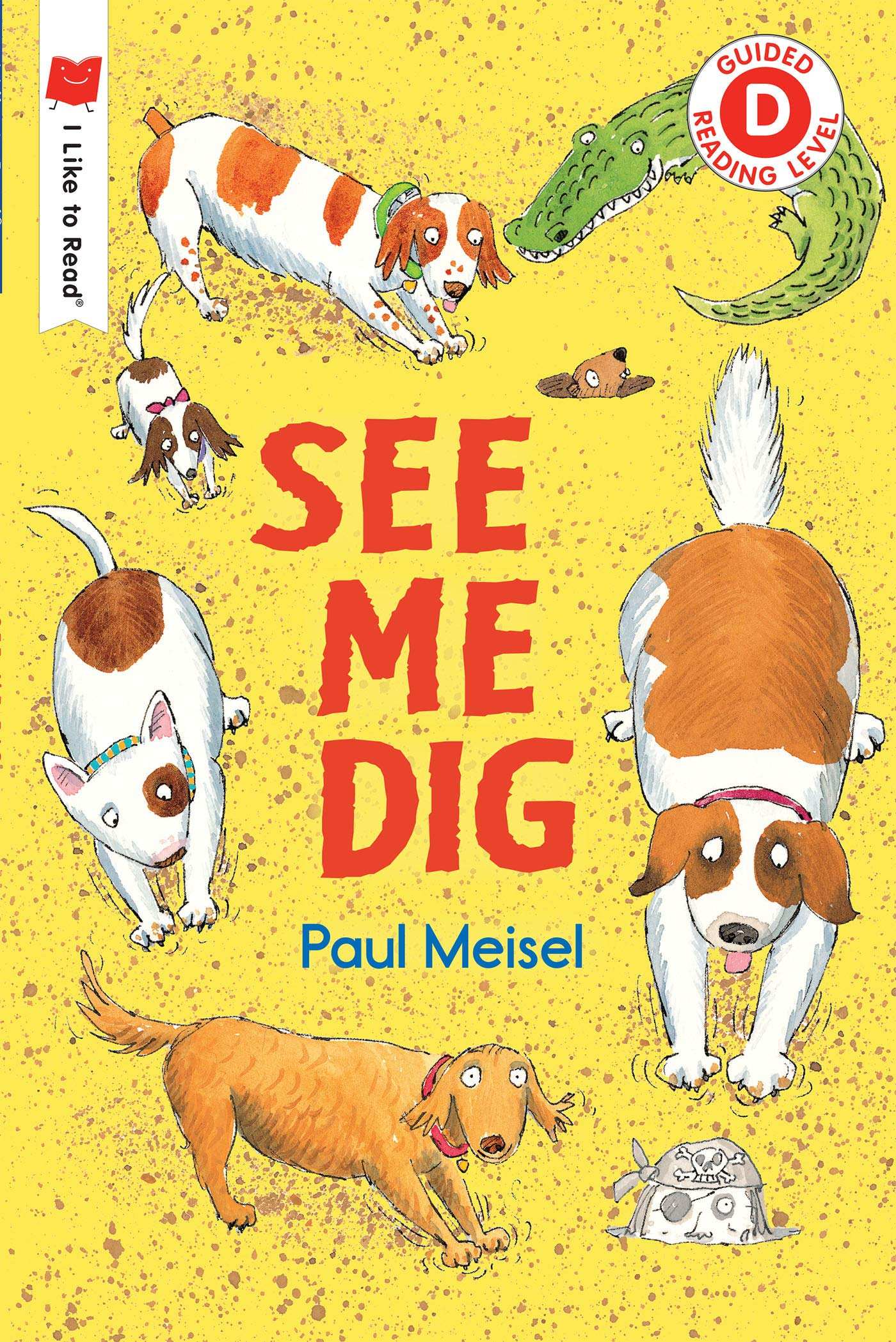 Download See Me Dig (I Like to Read) PDF