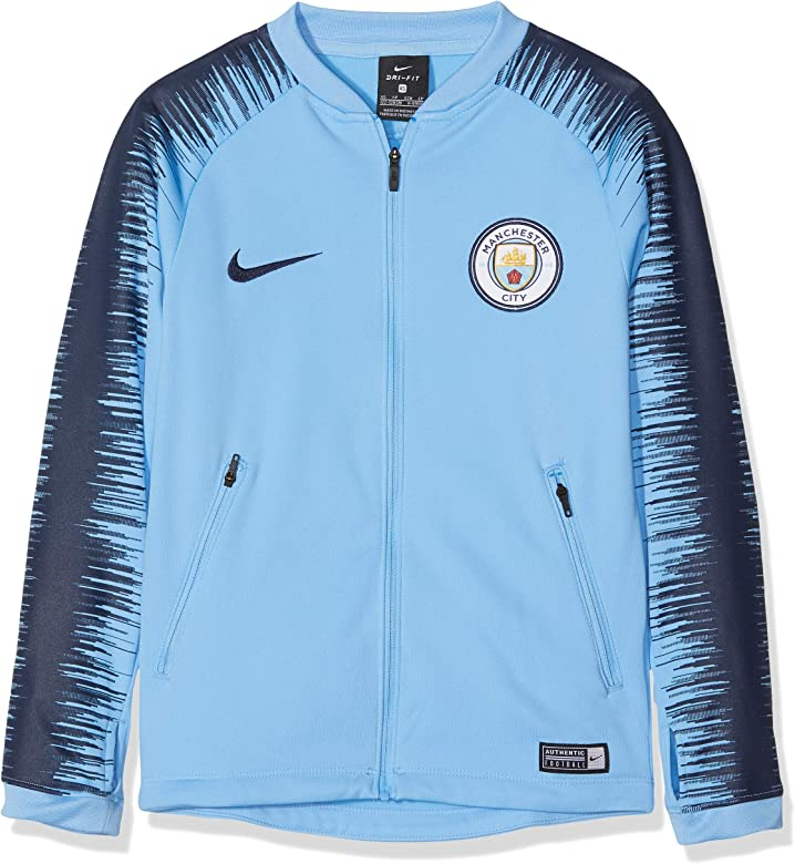 Nike Manchester City Anthem ChaquetaInfantilField FC 5ARL4j