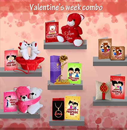 Buy Tied Ribbons Valentine S Week Gift Combo Online At Low Prices In