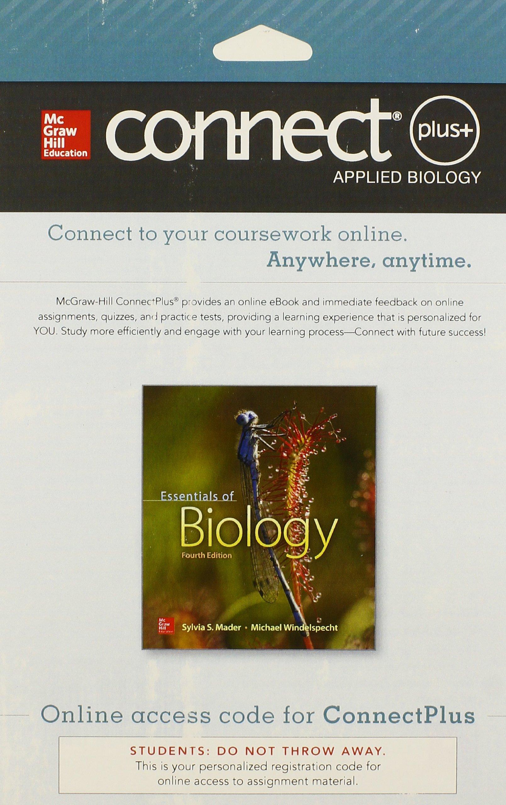 ESSENTIALS OF BIOLOGY-CONNECTPLUS: 9780077681852: Amazon.com: Books