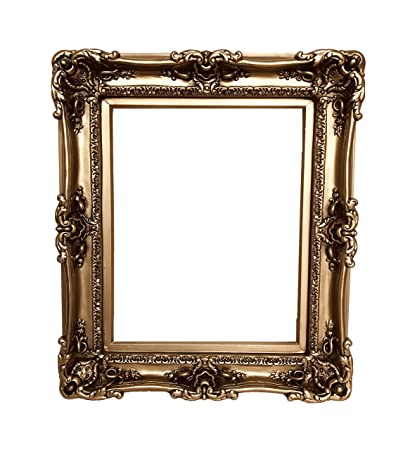 Amazon.com - 20x24 Vintage Bronze Shabby Chic Frame for Canvas ...