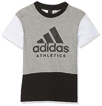 790d1d43f9124a adidas Id Stadium T-Shirt Kinder  Amazon.de  Sport   Freizeit