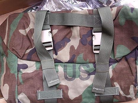 f86c3da23ee1 Amazon.com   US Military Surplus Army Molle II Sleep Carrier Bag ...