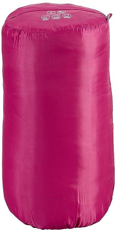 Highlander - Saco de dormir infantil Sleephaven Junior, Color Rosa, tamaño único: Amazon.es: Deportes y aire libre