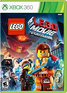 Amazon Com The Lego Movie Videogame Xbox 360 Standard Edition