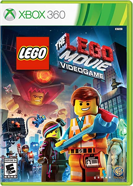 Amazon.com: The LEGO Movie Videogame - Xbox 360 Standard Edition ...
