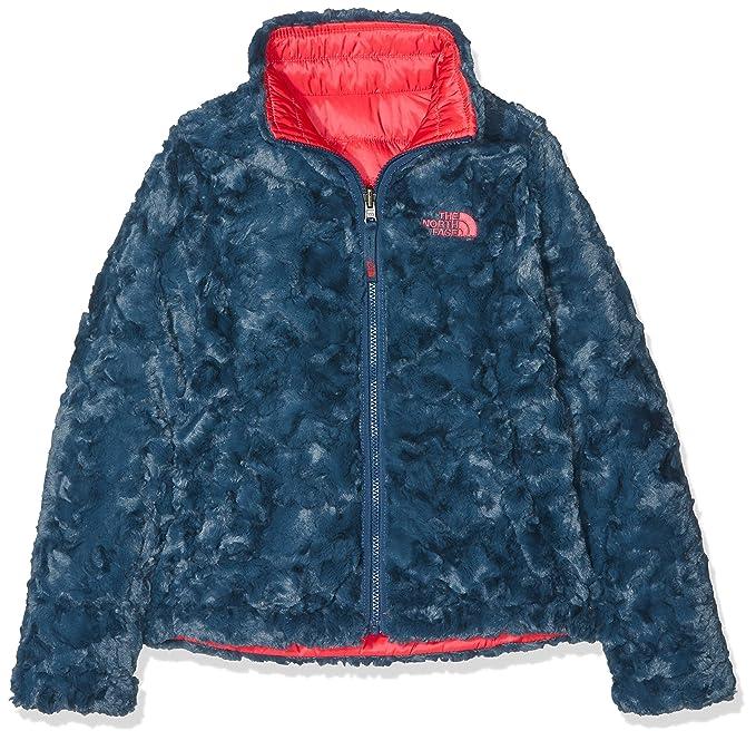 888348701 Amazon.com  The North Face Girl s Reversible Mossbud Swirl Jacket ...