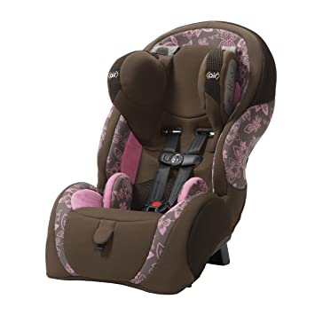 Safety 1st Complete Air 65 Protect Convertible Car Seat Hawaiian Rose