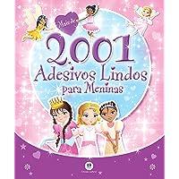 Mais de 2.001 adesivos lindos para meninas