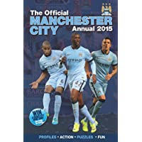 Official Manchester City FC 2015 Annual (Annuals 2015)